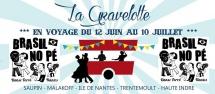 La Gravelotte, guinguette itinérante : Bal forro
