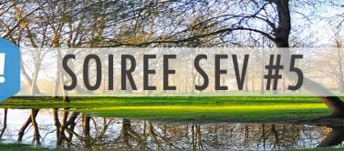 Soirée SEV #5 - Pique-Nique / BBQ